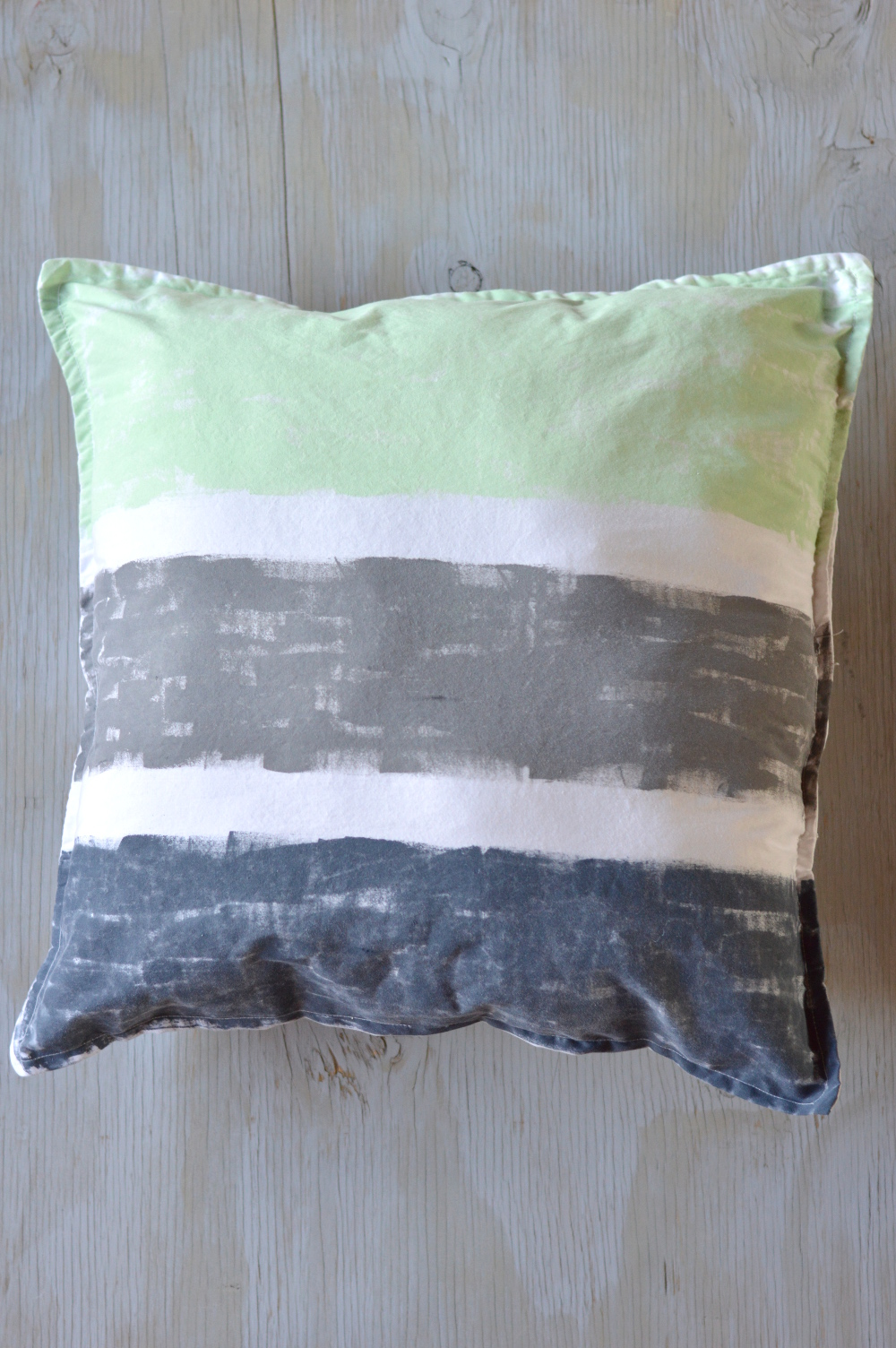hand painted throw pillows whistle and lively
