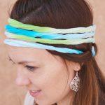 Ombre Tie Dye Headband